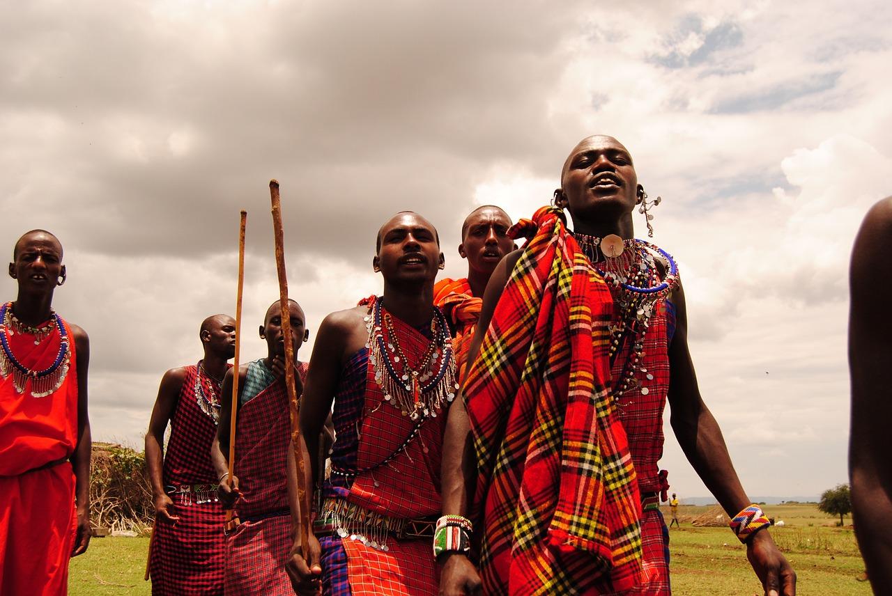 マサイ族の視力や身長・食事は?ジャンプ生活とスマホ暮らしを紹介!